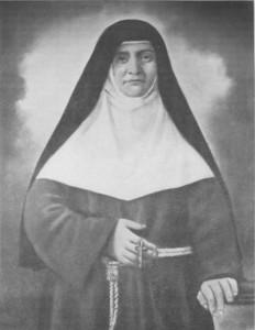 Mother Mary Maddelena Bentivoglio of the Sacred Heart of Jesus 1834-1905