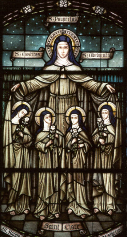 Poor Clares of the Franciscan Monastery of Saint Clare