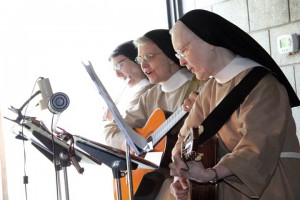 Musicians - Sr. Anne, Sr. Jean, and Sr. Evelyn